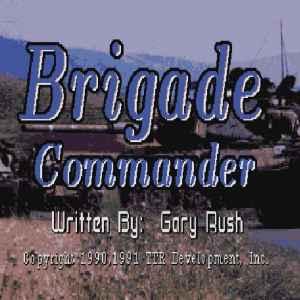 Brigade Commander retro game