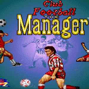 Club Football - The Manager retro game
