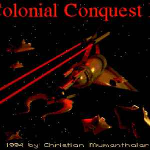 Colonial Conquest 2 retro game