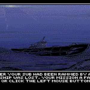 Das Boot retro game