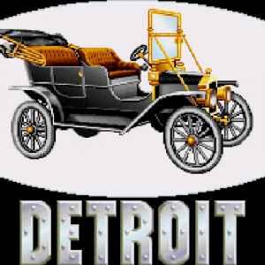 Detroit retro game