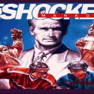 Eishockey Manager retro game