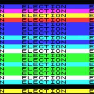 Election retro game