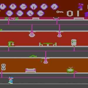 Electrician retro game