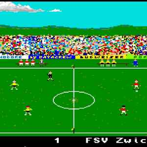 Football Business retro game