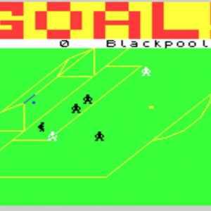 Football Manager retro game