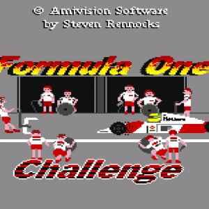 Formula One Challenge retro game