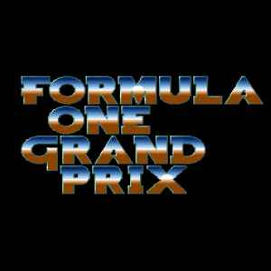 Formula One Grand Prix retro game