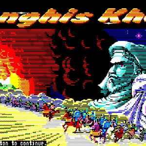 Genghis Khan retro game