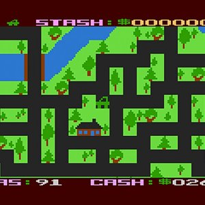 Getaway! retro game