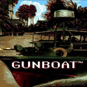 Gunboat retro game