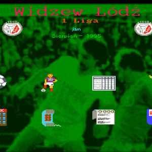 Liga Polska Manager retro game