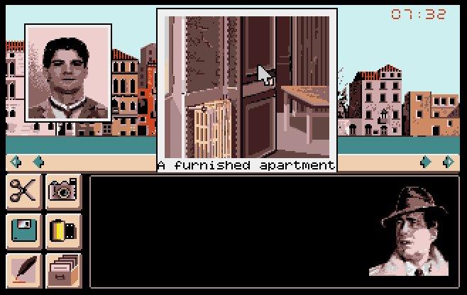 Murders in Venice retro game