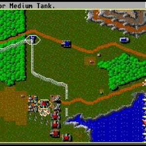 Perfect General retro game