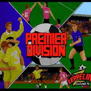 Premier Division retro game