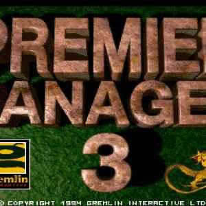 Premier Manager 3 retro game