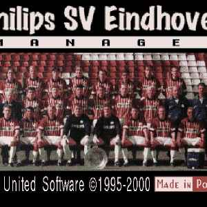 PSV Eindhoven Manager retro game