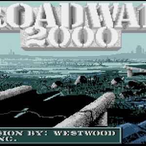Roadwar 2000 retro game