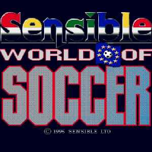 Sensible World of Soccer retro game
