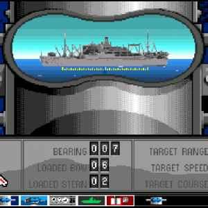 Silent Service II retro game