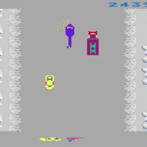 Spy Hunter retro game