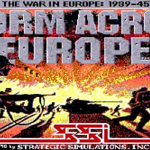 Storm Across Europe retro game