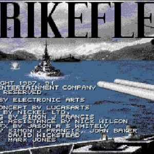 Strikefleet retro game