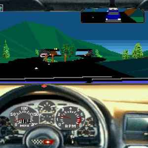 Test Drive III: the Passion retro game