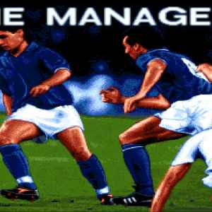 The Manager retro game