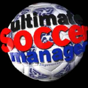 Ultimate Soccer Manager retro game